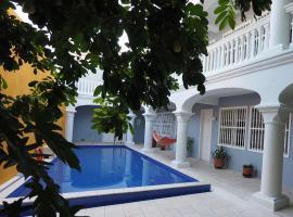 Hotel Casa Cytia, hotel in Cartagena de Indias