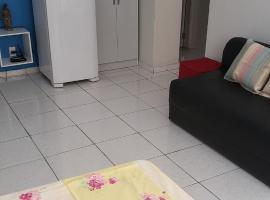 ICARAÍ VI ED SERPA PINTO, pet-friendly hotel in Niterói