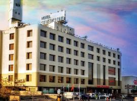 SilverCloud Hotel and Banquets, hotel near Sardar Vallabhbhai Patel International Airport - AMD, Ahmedabad