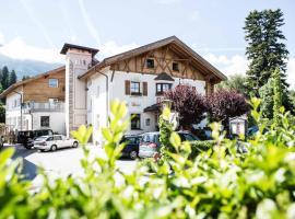 Gasthof Walzl, hotel Innsbruckban