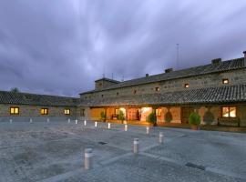Parador de Toledo, hotel a Toledo