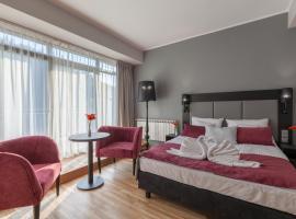 Silesia Krynica (dawny Damis Centrum Wypoczynku i Rehabilitacji), hotel in Krynica Zdrój