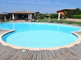 Cala Paradiso Residence, resort village in San Teodoro