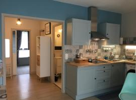 Normandyours, apartment in Bayeux