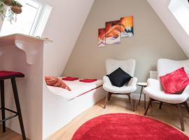 Saint Claire Studio's, homestay in Amsterdam