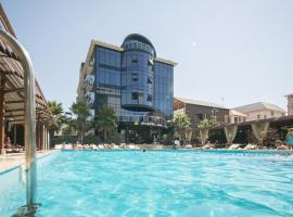 Экодом Адлер 3, hotels&SPA, отель в Адлере