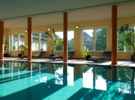 Hotel Restaurant Tychon AG, pet-friendly hotel in Eynatten