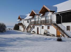 Geinberg Suites & Via Nova Lodges, Hotel in Polling im Innkreis