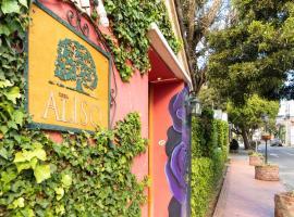 Casa Aliso Hotel Boutique, hotel in Quito