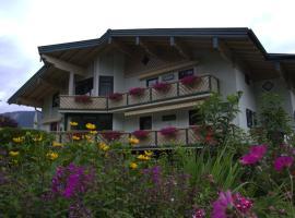 Hausmenneweger, hotel in Annaberg im Lammertal
