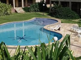 Residence Ondas do Mar, self catering accommodation in Taíba