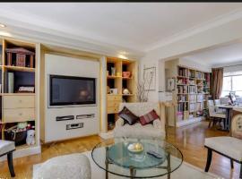 Double room in Marylebone, hôtel acceptant les animaux domestiques à Londres