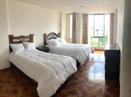 Comodo Dpto Huancayo, apartment in Huancayo