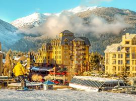 Sundial Boutique Hotel, hotel in Whistler