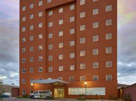 City Express Junior San Luis Potosi Zona Industrial, hotel in San Luis Potosí