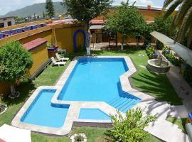 Hotel Hacienda Don Cenobio, hotel en San Pablo Villa de Mitla