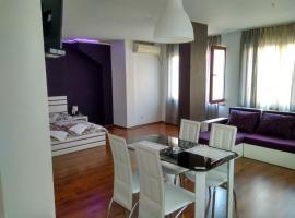 Velinoff Purple Studio, ваканционно жилище в София