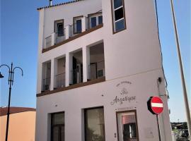 Angelique B&B, guest house in Santa Teresa Gallura