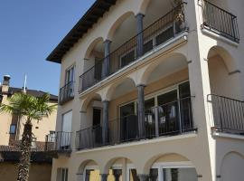 Casa al Portico (by La Meridiana), отель в Асконе