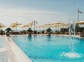 Park Hotel Brasilia, hotell i Lido di Jesolo