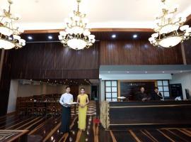 Tristar Hotel, hotel in Yangon