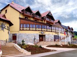 Vital&Spa Resort Szarotka, hotel in Zieleniec