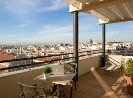 Aparthotel Ramon de la Cruz 41, apartment in Madrid
