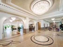 Hotel Aurelia, отель в городе Милано-Мариттима
