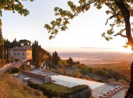 Rosewood Castiglion del Bosco, отель в городе Castiglione del Bosco