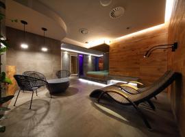 Apartmány Terasy Café, hotel poblíž významného místa Vlakové nádraží Liberec, Liberec