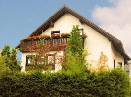 Gemütliche Ferienwohnung im Thüringer Wald, nahe des Rennsteigs - pure Erholung, Hotel in Schmiedefeld am Rennsteig