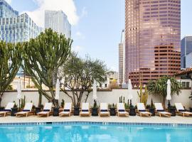Hotel Figueroa, Unbound Collection by Hyatt, hotel in Los Angeles