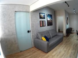 Apto 203B Unique Residence - Alto Padrão