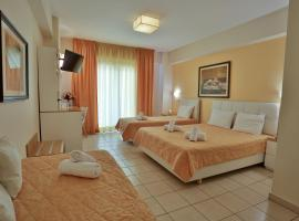 Hotel Ilion, accessible hotel in Paralia Katerinis