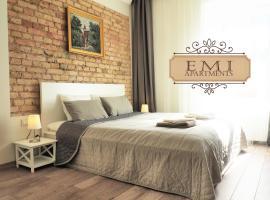 Emi apartment, apartment in Vilnius