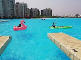Casa con alberca y laguna, vacation rental in Veracruz