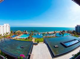 Vietsovpetro Resort, resort in Ho Tram