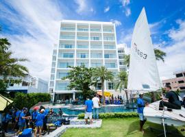 Worita Cove Hotel, hotel near Phoenix Gold Golf and Country Club, Na Jomtien