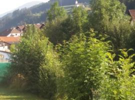 """Ferienwohnung """"Die 14"""", pet-friendly hotel in Steinach am Brenner"""