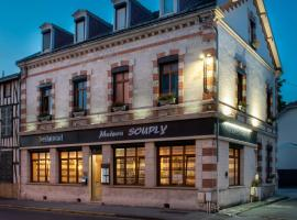 Maison Souply, hotel in Chalons en Champagne