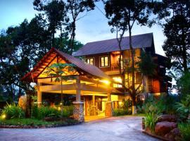 Sentosa Villa, resort in Taiping