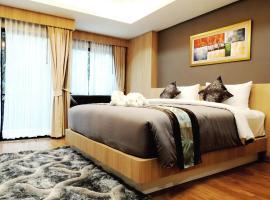 The Raise Hotel, hotel in Hat Yai