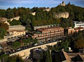 Grand Hotel San Marino, отель в Сан-Марино