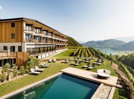 Hotel Plattenhof, hotel a Termeno