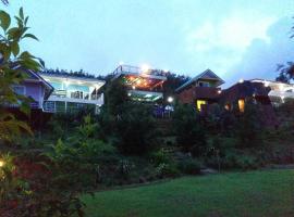 Rainbow House (บ้านสายรุ้ง เขาค้อ), resort in Khao Kho
