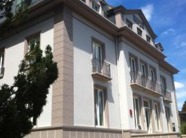 La Demeure des 2 Trésors, hotel in La Bresse