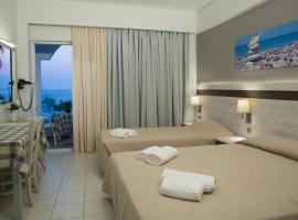 Irene Studios, family hotel in Mastichari