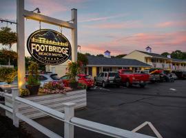 Footbridge Beach Motel, hotel near Ogunquit Beach, Ogunquit