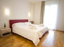 Hotel Arezzo Sport College, отель в Ареццо