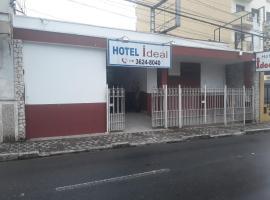 Hotel Ideal Taubaté, hotel em Taubaté